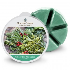 Goose Creek Wosk UNDER THE MISTLETOE