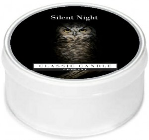 Classic mini light SILENT NIGHT