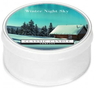 Classic mini light WINTER'S NIGHT SKY