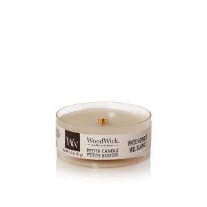 WoodWick Petite Świeca WHITE HONEY