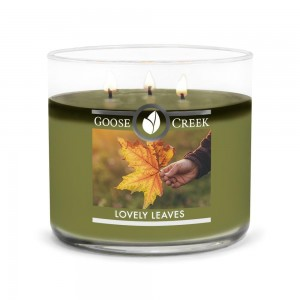Goose Creek Tumbler średni LOVELY LEAVES