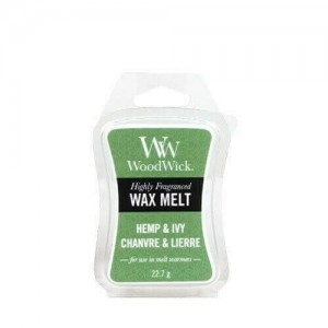 WoodWick Wosk HEMP & IVY