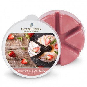 Goose Creek Wosk STRAWBERRY POUNDCAKE