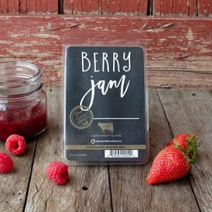 Milkhouse Farmhouse Wosk BERRY JAM