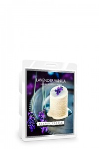 Classic wosk sojowy LAVENDER VANILLA