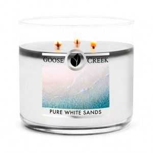Goose Creek Tumbler średni PURE WHITE SANDS
