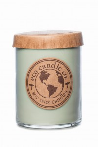 Eco Candle Świeca średnia MOTHER EARTH