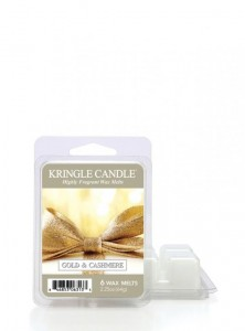 Kringle Wosk GOLD & CASHMERE