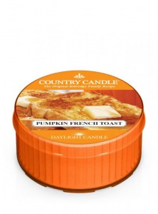 Country Daylight PUMPKIN FRENCH TOAST