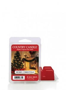 Country Wosk MERRY CHRISTMAS