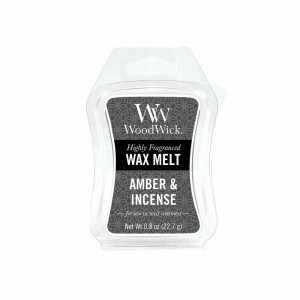 WoodWick Wosk AMBER & INCENSE
