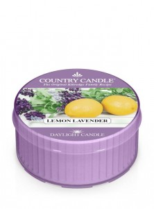 Country Daylight LEMON LAVENDER