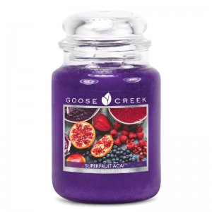 Goose Creek Świeca duża SUPERFRUIT ACAI