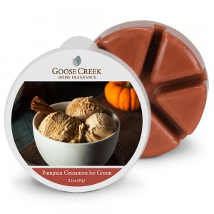 Goose Creek Wosk PUMPKIN CINNAMON ICE-CREAM