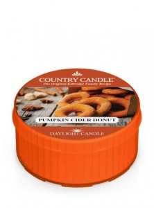 Country Daylight PUMPKIN CIDER DONUT