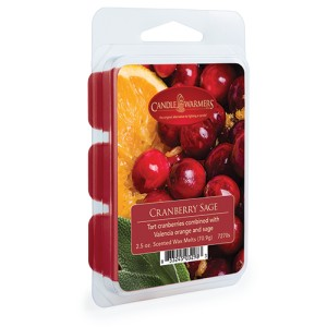 Candle Warmers Wosk CRANBERRY SAGE