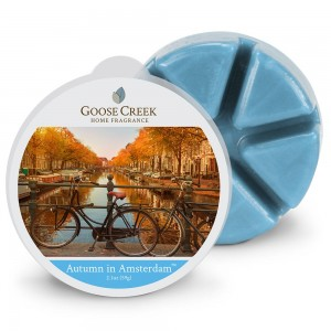 Goose Creek Wosk AUTUMN IN AMSTERDAM