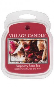 Village Wosk RASPBERRY ROSE TEA