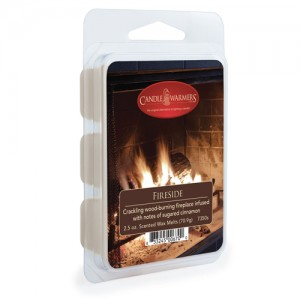 Candle Warmers Wosk FIRESIDE