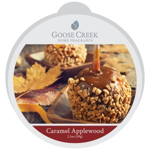 Goose Creek Wosk CARAMEL APPLEWOOD