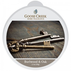 Goose Creek Wosk BURLWOOD & OAK
