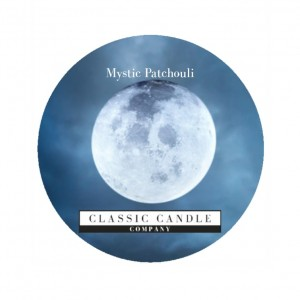 Classic mini light MYSTIC PATCHOULI