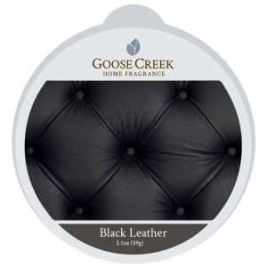 Goose Creek Wosk BLACK LEATHER