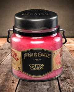 McCall's Świeca COTTON CANDY