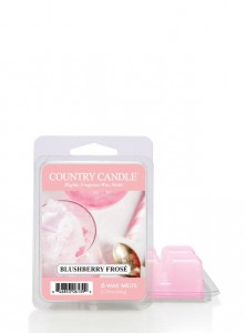 Country Wosk BLUSHBERRY FROSE