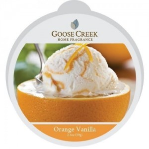 Goose Creek Wosk ORANGE VANILLA