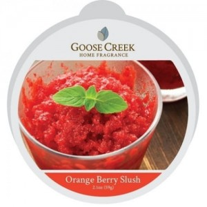 Goose Creek Wosk ORANGE BERRY SLUSH