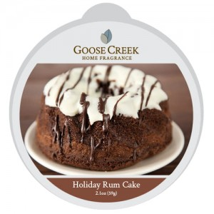 Goose Creek Wosk HOLIDAY RUM CAKE