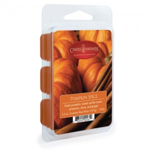Candle Warmers Wosk PUMPKIN SPICE