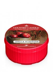 Country Daylight APPLE & TEAKWOOD