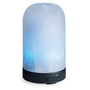 Candle Warmers Dyfuzor ultrasoniczny FROSTED GLASS