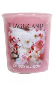 Village Sampler CHERRY BLOSSOM