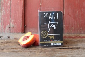 Milkhouse Farmhouse Wosk PEACH TEA