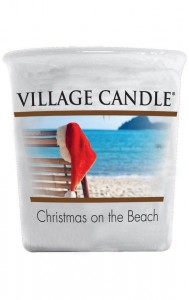 Village Sampler CHRISTMAS ON THE BEACH