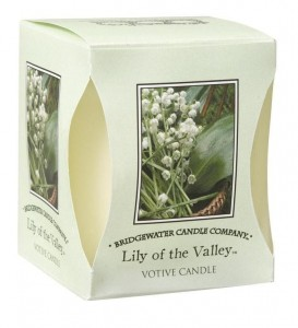Bridgewater Sampler LILLY OF THE VALLEY