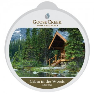 Goose Creek Wosk CABIN IN THE WOODS