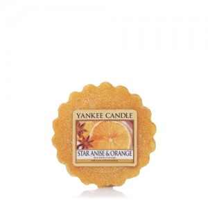 Yankee Wosk STAR ANISE & ORANGE